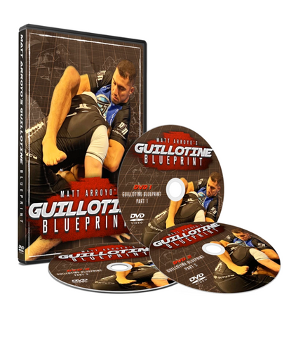 The Guillotine Blueprint 3 DVD Set by Matt Arroyo - Budovideos