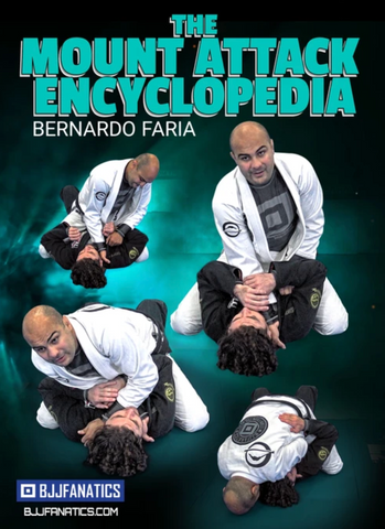 The Mount Attack Encyclopedia 4 DVD Set by Bernardo Faria