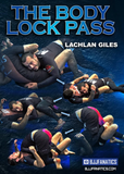 The Body Lock Pass 6 DVD Set by Lachlan Giles