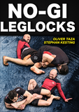 No Gi Leglocks 4 DVD Set with Oliver Taza
