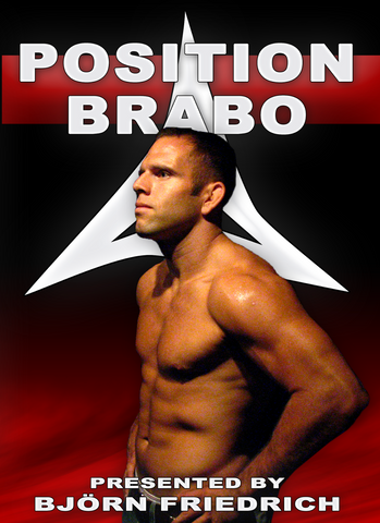 Position Brabo DVD with Bjorn Friedrich - Budovideos