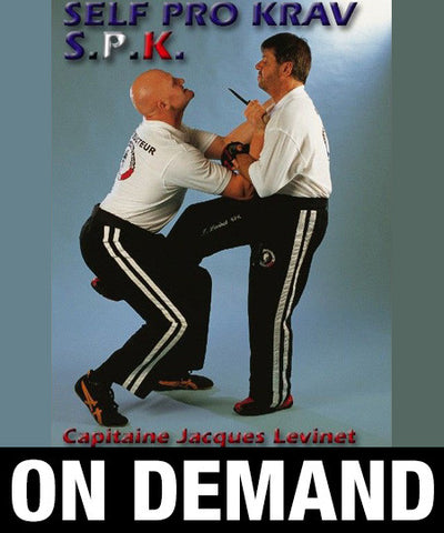 Self Pro Krav by Jacques Levinet (On Demand)