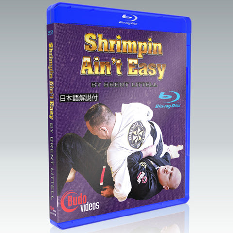 Shrimpin Ain't Easy DVD or Blu-ray by Brent Littell - Budovideos Inc