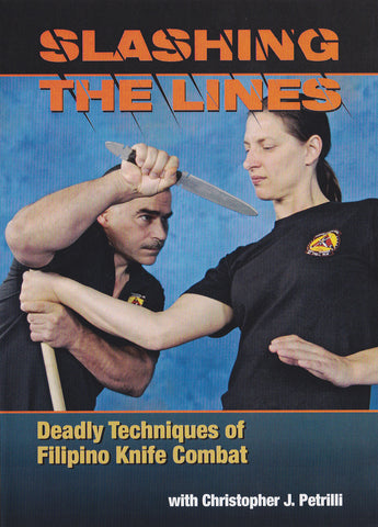Slashing the Lines 2 DVD Set by Christopher Petrilli (Preowned)