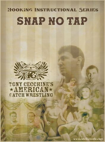 Snap No Tap 12 DVD Set with Tony Cecchine - Budovideos