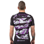 Teenage Mutant Ninja Turtles Shredder Rashguard- Adult - Budovideos