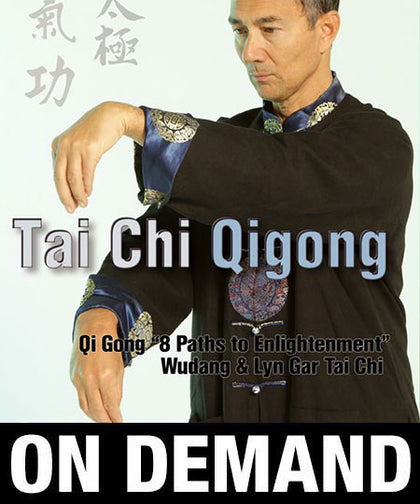 Tai Chi & Chi Gong Forms by Vincent Lyn (On Demand) - Budovideos