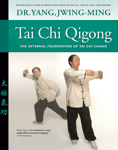 Tai Chi Qigong DVD with Dr Yang, Jwing Ming - Budovideos Inc