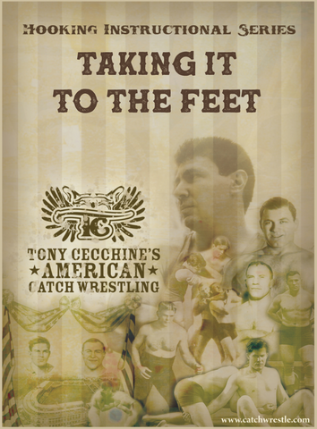 Taking it to the Feet 2 DVD Set with Tony Cecchine - Budovideos