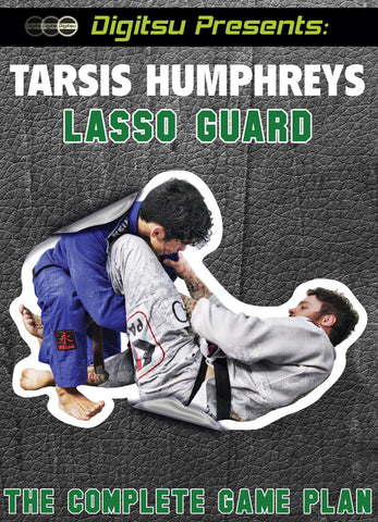 Lasso Guard Complete Game Plan DVD by Tarsis Humphreys