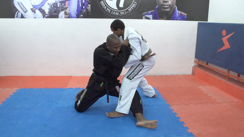 Fernando Terere - Favela Jiu Jitsu Takedowns (On Demand)