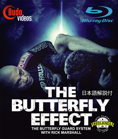 The Butterfly Guard Bly Ray With Rick Marshall Budovideos