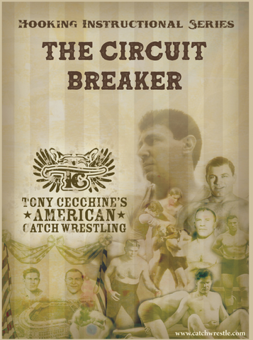 The Circuit Breaker DVD by Tony Cecchine - Budovideos
