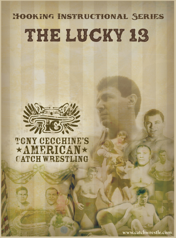 Tony Cecchine Hooking Series - the Lucky 13