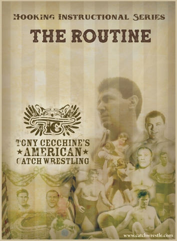 The Routine DVD by Tony Cecchine - Budovideos