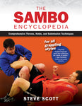 The Sambo Encyclopedia Book by Steve Scott - Budovideos Inc