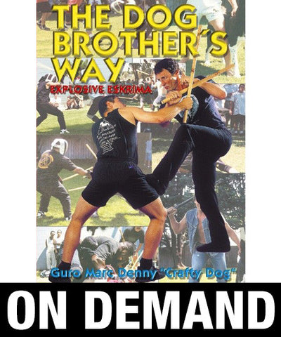 The Dog Brother's Way by Marc Denny (On Demand)