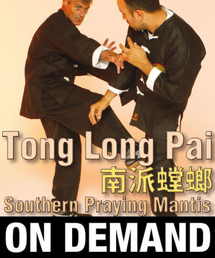 Tong Long Pai Southern Praying Mantis Sifu Sapir Tal (On Demand) - Budovideos