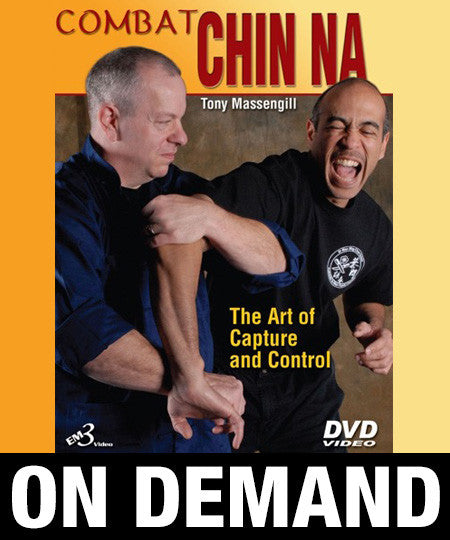 Combat Chin Na by Tony Massengill (On Demand)