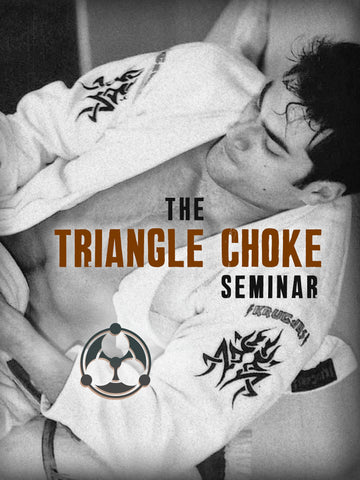 Triangle Choke Seminar by Roy Dean (On Demand) - Budovideos