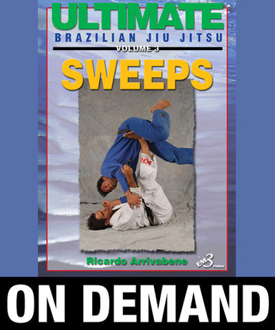 Ultimate Brazilian Jiu-jitsu: Ultimate Sweeps by Ricardo Arrivabene (On Demand)