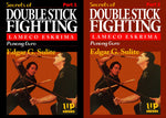 Lameco Eskrima Secrets of Double Stick Fighting 2 DVD Set by Edgar Sulite - Budovideos