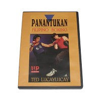 Panantukan DVD with Ted Lucaylucay - Budovideos