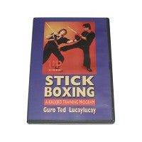 Stickboxing DVD with Ted Lucaylucay