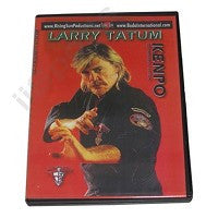 Dynamic Kenpo Lines & Circles DVD with Larry Tatum