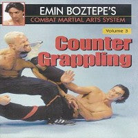 Combat Martial Arts 3 DVD Set with Emin Boztepe - Budovideos