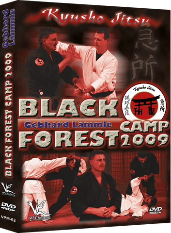 Kyusho-Jitsu Black Forest Camp 2009 DVD by Gebhard Lammle - Budovideos Inc
