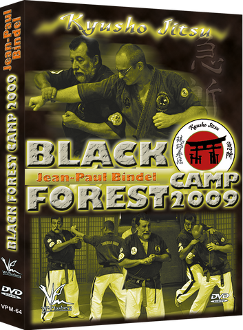 Kyusho-Jitsu Black Forest Camp 2009 DVD by Jean-Paul Bindel - Budovideos Inc