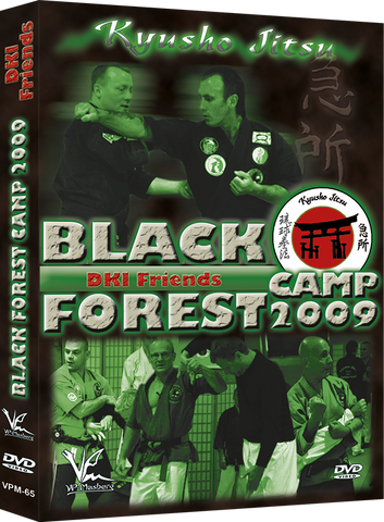 Kyusho-Jitsu Black Forest Camp 2009 DVD by DKI Friends - Budovideos Inc