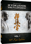 Kyokushin Karate Encyclopedia 2 (8th & 9th Kyu Syllabus) Book by Bertrand Kron - Budovideos Inc