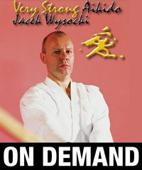 Cover Photo - Very Strong Aikido Kobayashi Ryu with Jacek Wysocki (On Demand)
