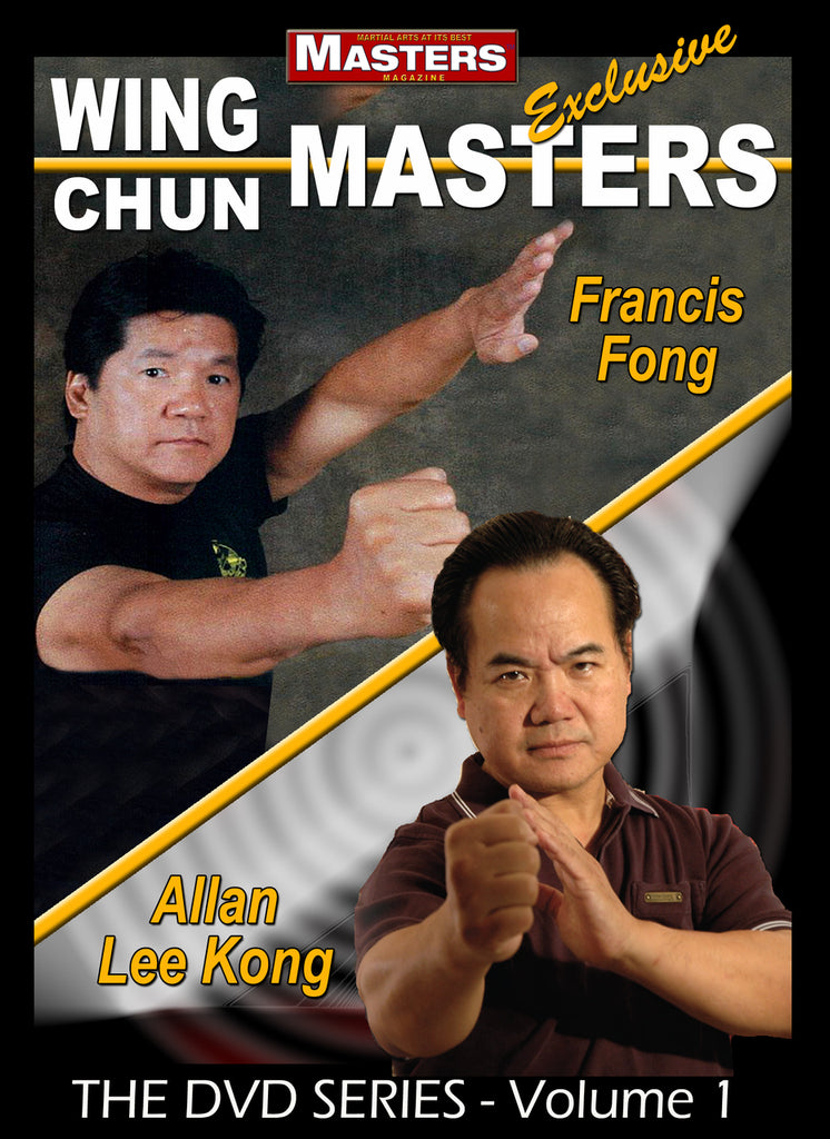 Wing Chun Masters DVD 1: Francis Fong & Allen Lee Kong - Budovideos