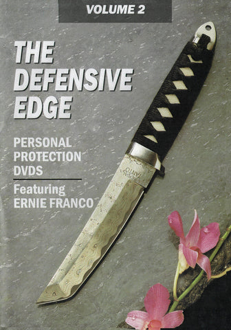 The Defensive Edge DVD 2 by Ernie Franco - Budovideos