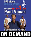 Anatomy of a Street Fight Vol 1 with Paul Vunak (On Demand)