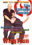 Wing Tsun Advanced TAOWS Academy DVD with Salvador Sanchez - Budovideos