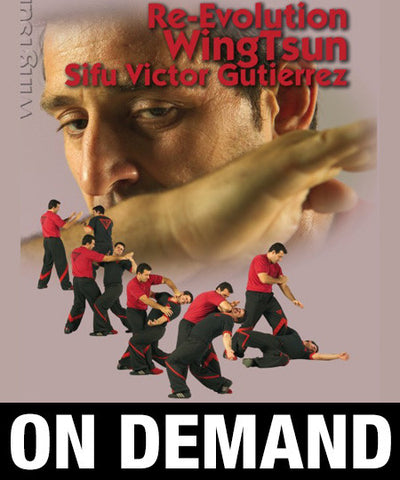 WingTsun Re-Evolution by Victor Gutierrez (On Demand) - Budovideos