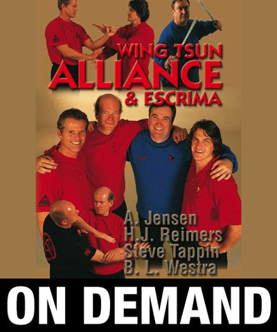 Wing Tsun Alliance and Escrima by Wing Tsun Alliance (On Demand) - Budovideos