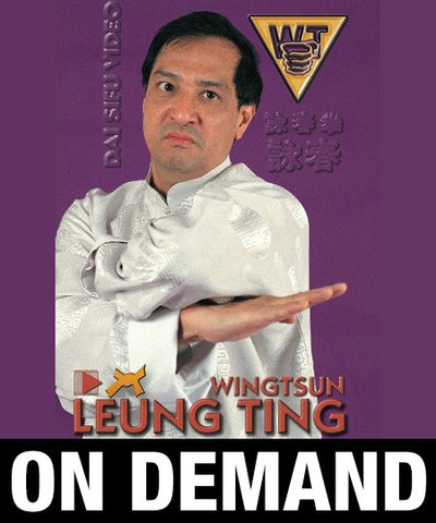 Wing Tsun Right or Wrong? by Leung Ting (On Demand)