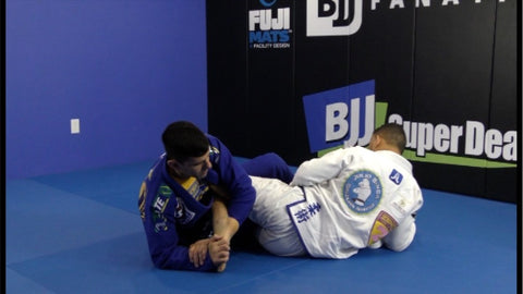 Wiseman BJJ: Footlocks, Closed Guard Attacks & Stopping Guard Passes 4 DVD Set with Rodrigo Cavaca