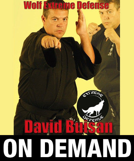 Wolf Extreme Defense by David Buisan (On Demand)