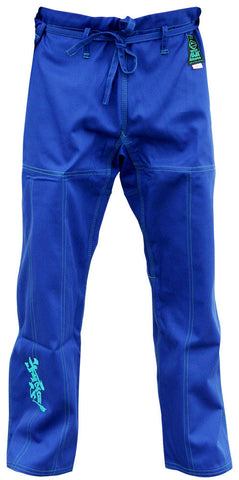 Pants - Women's Blue Blossom BJJ Gi by Fuji