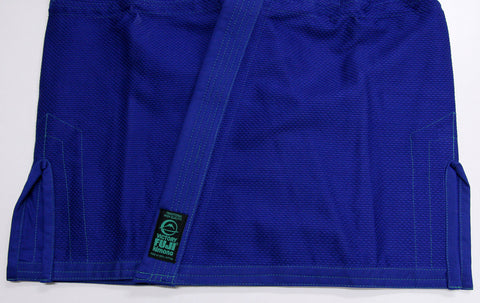 Skirt - Women's Blue Blossom BJJ Gi by Fuji