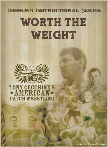 Tony Cecchine hooking instructional Worth the weight hook