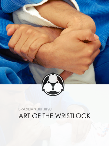 Art of the Wristlock: Aikido & BJJ by Roy Dean (Preowned) - Budovideos