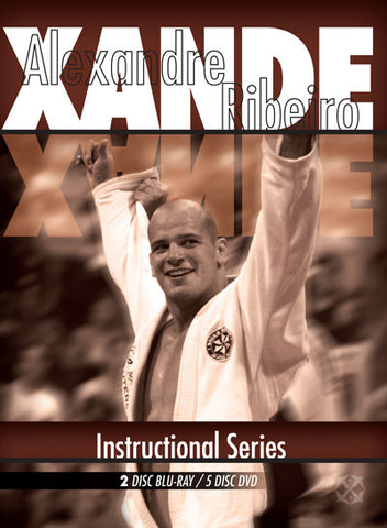 Xande Instructional Series by Alexandre Ribeiro: Inside Xande's Mind 5 DVD Set