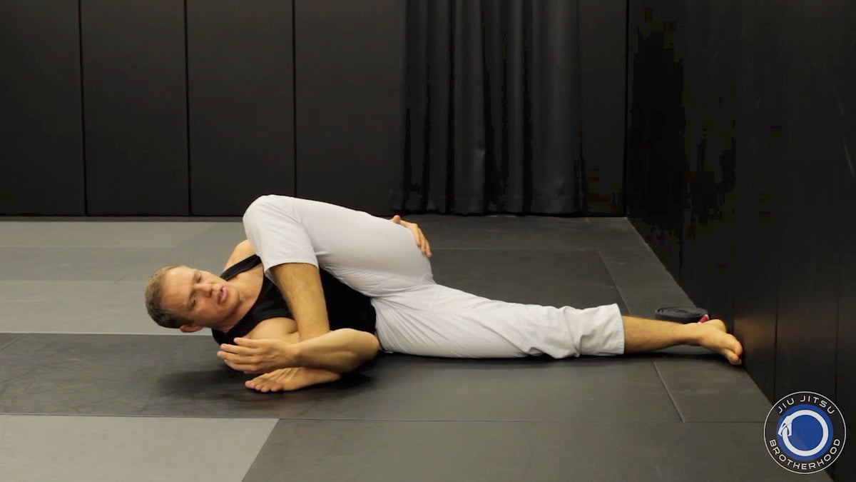 Yoga For Grapplers With Nic Gregoriades On Demand